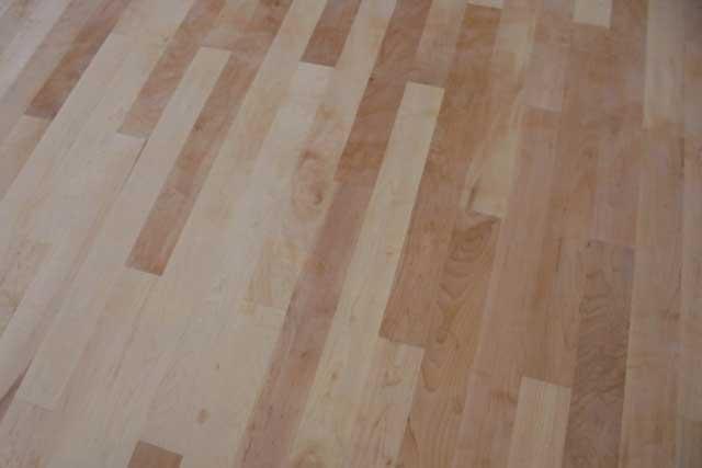 木製床の伸縮・狂い【関連知識】