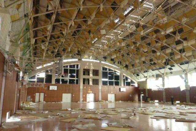 屋内運動場等の天井等落下防止対策の基本的な考え方