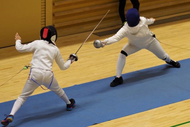 フェンシング競技向けガイドライン<br>(日本フェンシング 協会)1