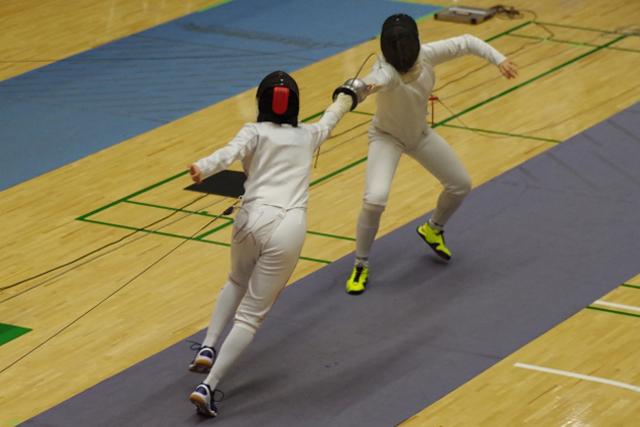 フェンシング競技向けガイドライン<br>(日本フェンシング 協会)3